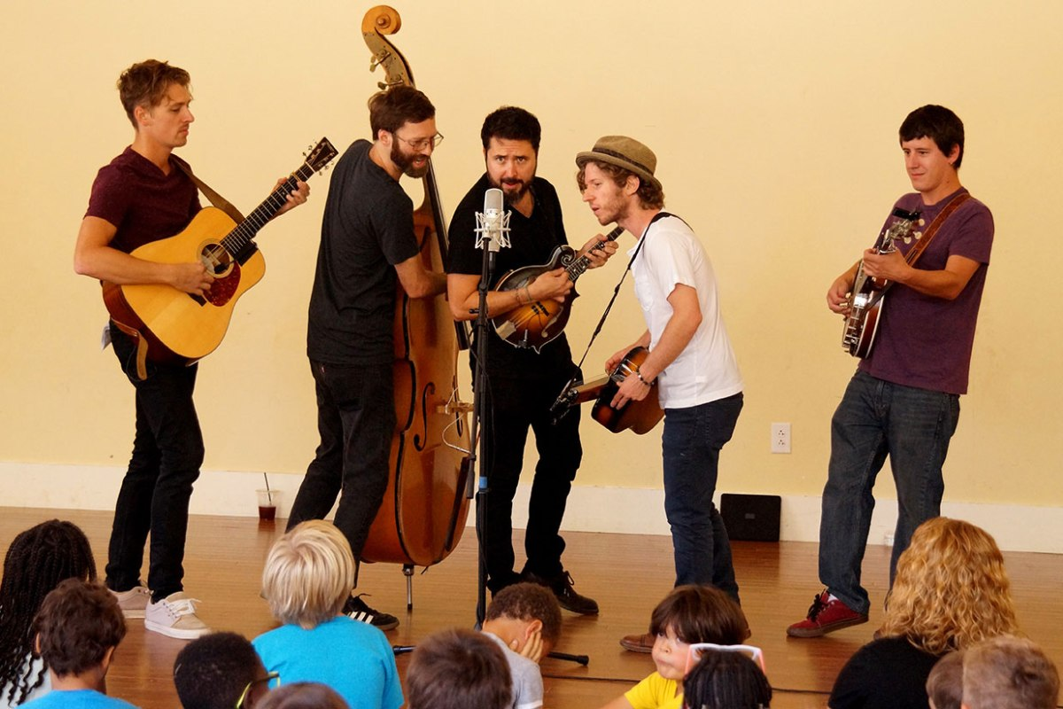 Fireside Collective at Sabot School